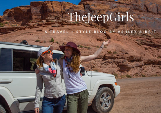 The Jeep Girls' Terra Trac Traction Series Adventure