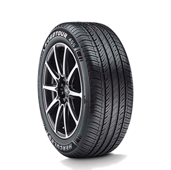 Hercules® Tires Expands Roadtour® Series with Addition of the Roadtour 455 and Roadtour 455 Sport All-Season Touring Tires