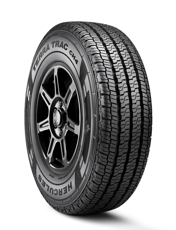 Hercules® Tires Introduces the Terra Trac® CH4 - All-Season Commercial Highway Tire