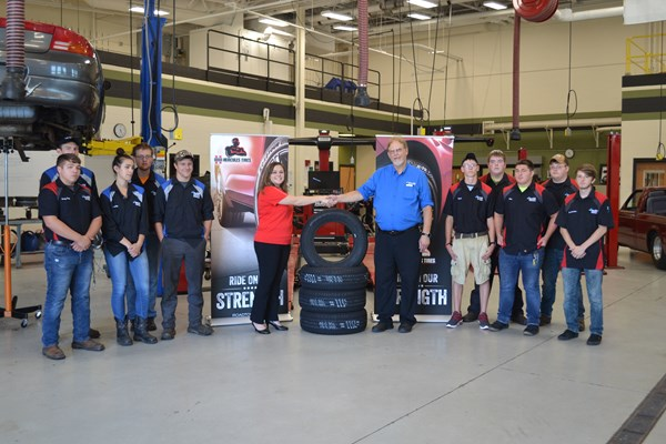 Hercules Tires® Supports Future Generation of Automotive Technicians with Tire Donations to Northwest Ohio Educational Institutions