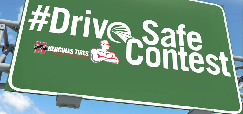 Ready, Set, #DriveSafe #DriveSafe Contest