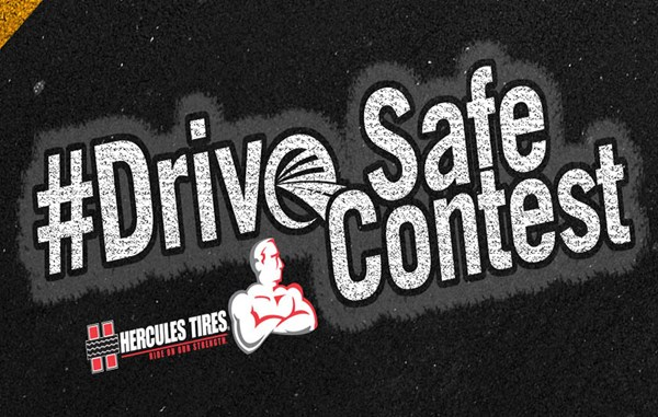 Hercules Tires® Supports National Teen Driver Safety Week with #DriveSafe Video Contest