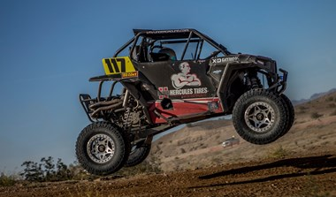 Hercules Tires® Welcomes Will Rodgers Racing to Team Hercules