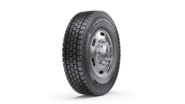 Hercules Tires adds to Strong Guard® series with all-new HDO regional open shoulder drive tire