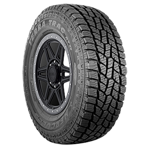 Hercules Tires adds to Terra Trac® series with new HPT tire, AT II now with 3PMS