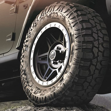 On-Road/Highway vs All-Terrain vs Off-Road: Find the Right Tire For You.