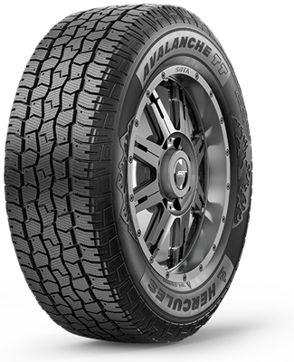 Hercules Tires Welcomes Newest Member of Avalanche Winter Tire Family, Avalanche TT