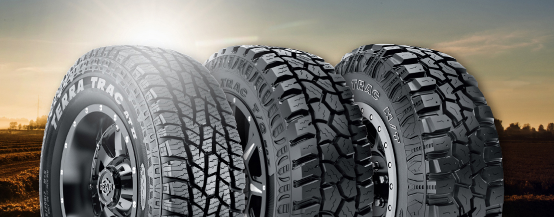 Terra Trac Traction Series | Hercules Tires